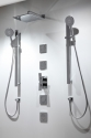 Riobel Coaxial Shower System