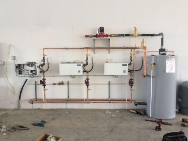 Allied 40 Kw Electric Boiler North Central Plumbing Amp Heating Ltd Smithers