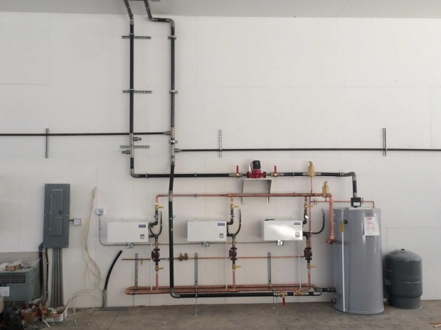 Allied 40 Kw Electric Boiler North Central Plumbing